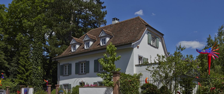 Künstlerhaus Claire Ochsner Riehen